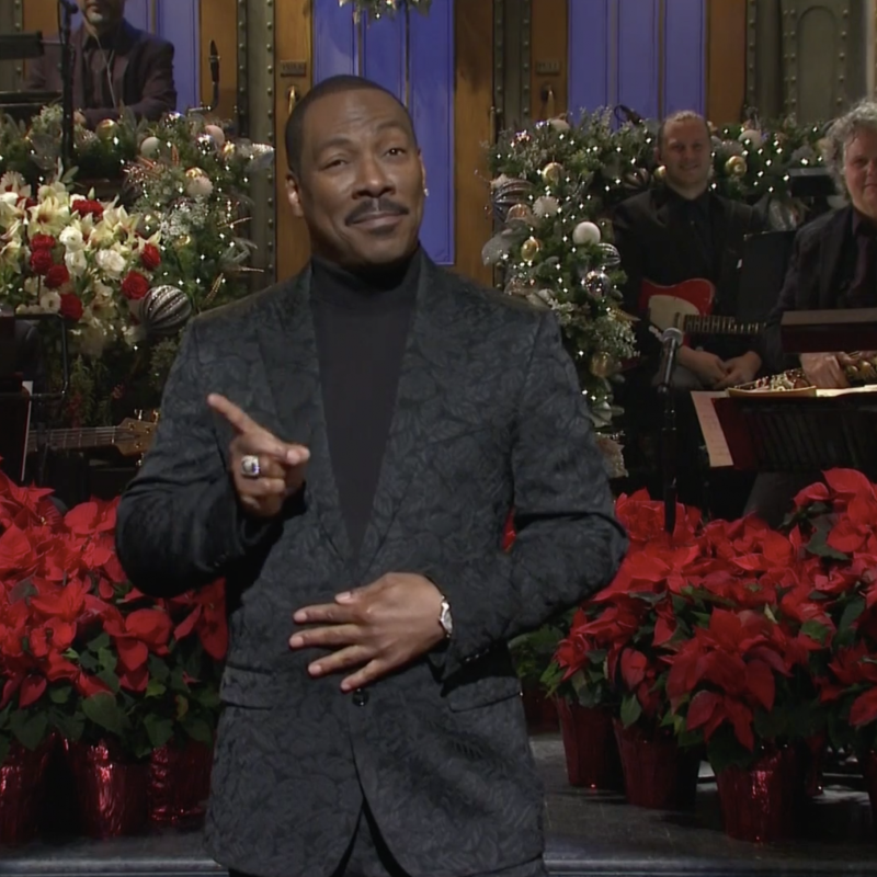 Eddie Murphy wins first Emmy for his long-awaited return to Saturday Night Live